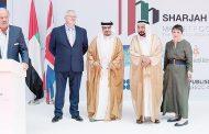 سلطان القاسمي: مستمرون في دعم الثقافة العربية للوصول إلى العالمية