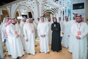 سيف بن زايد يفتتح الدورة الـ 29 من معرض أبوظبي الدولي للكتاب