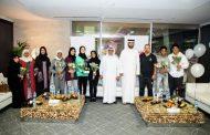 المركز الأول في برمجة الروبوتات لطلبة «حمدان بن راشد للموهبة»