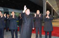 كيم جونغ أون يتوجه بقطاره المصفح إلى روسيا لعقد أول قمة مع بوتين