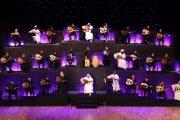 أكاديمية الفجيرة للفنون الجميلة، تطلق أوركسترا السلام للعود