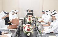 محمد الشرقي يترأس اجتماع مؤسسة الفجيرة لتنمية المناطق