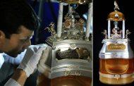 زجاجة عطر قياسية تضم أكثر من 3500 ماسة ويبلغ سعرها أكثر من مليون دولار