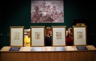رسومات ليوناردو دافنشي تعرض في قصر بكنجهام البريطاني