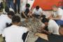 فريق طلابي يصمم طائرة «حربية» من دون طيار
