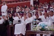 منصور بن زايد يشهد حفل افتتاح