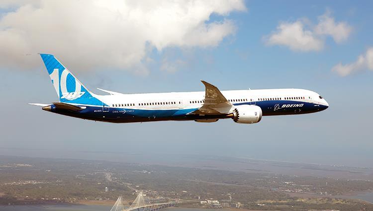 «طيران الإمارات» و«بوينج» تؤكدان استمرار محادثات طلبية «787 دريملاينر»