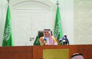 الجبير: السعودية ستفعل ما في وسعها لمنع قيام حرب في المنطقة