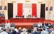 البرلمان اليمني يوجه الحكومة بعدم التعاطي مع المبعوث الأممي
