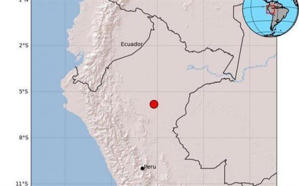 زلزال مدمر يهز بيرو