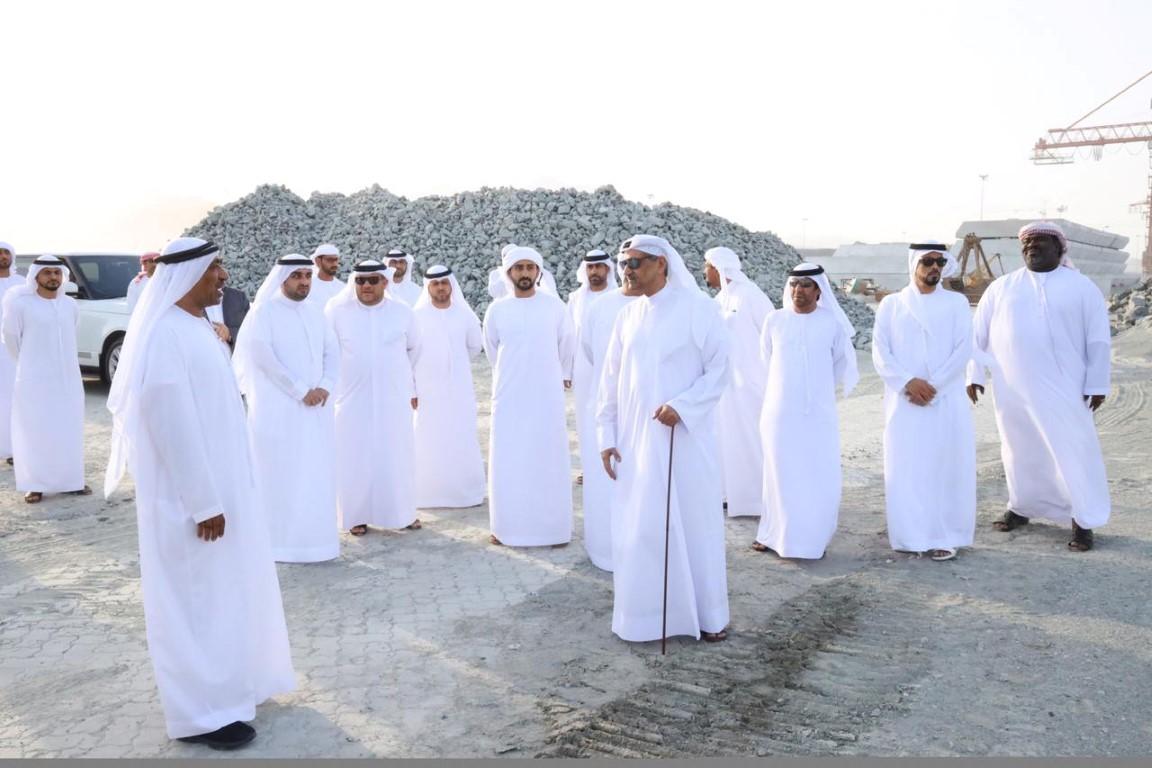 حمد الشرقي: نواصل خططنا التنموية في مجال المنافذ البحرية على المستوى العالمي