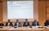الإمارات  ترأس اجتماعاً دوليا في بروكسل  حول الإجراءات الوقائية لفحص الأسلحة
