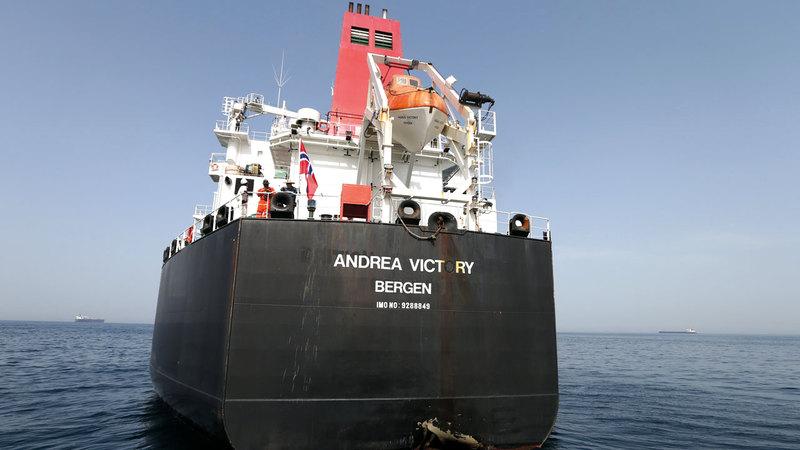 شكوى إماراتية - سعودية بشأن هجوم خليج عمان