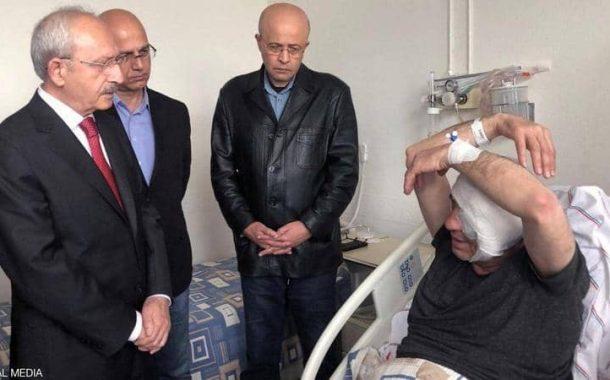 بعد أسابيع من تعرضه لضرب مبرح.. السجن عاما لصحفي تركي معارض