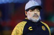مارادونا: علي التفكير في نفسي وفي صحتي