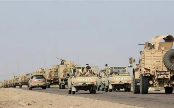 الجيش اليمني يستعيد مناطق جديدة بالضالع