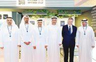 «حديد الإمارات» تستهدف توريد منتجات مشاريع الطاقة النووية السلمية
