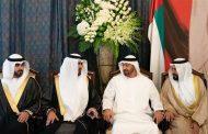 محمد بن زايد يحضر أفراح ابن كردوس العامري في أبوظبي