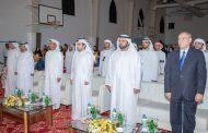 محمد الشرقي: الإمارات تنتهج سياسة توفر تعليماً عالي الجودة