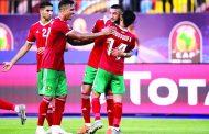 المغرب يكسب ناميبيا بالنيران الصديقة في أمم أفريقيا
