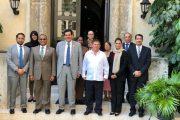 المنظمة العربية للطيران المدني تبحث مع نظيرتها اللاتينية التعاون ودعم مرشحة الإمارات للأيكاو