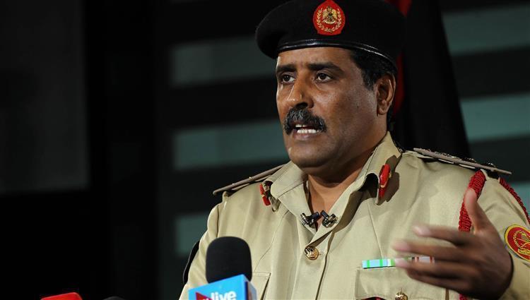 المسماري: السراج أصبح الوجه السياسي للمجموعات الإرهابية