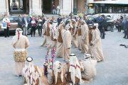 الثقافة الإماراتية تتألق في بطرسبرغ الروسية
