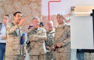 قائدا القوات المشتركة للتحالف والقيادة الأميركية الوسطى يبحثان التدخلات الإيرانية ودعمها للميليشيات الحوثية