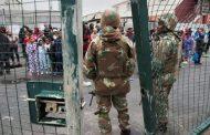 جنوب أفريقيا تنشر أفراداً من الجيش في كيب تاون لمحاربة العصابات
