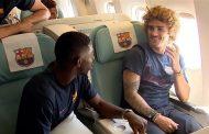 برشلونة يصل إلى اليابان لخوض أول ودياته استعداداً للموسم الجديد