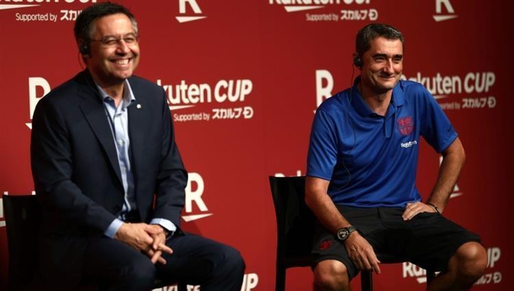 فالفيردي يعدد مكاسب مشاركة برشلونة في كأس راكوتين