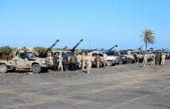 الجيش الوطني الليبي يسقط طائرة مسيرة قرب طرابلس