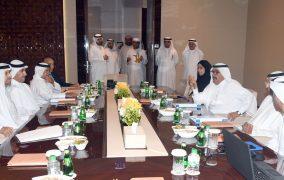 حمدان بن راشد يترأس اجتماع مجلس إدارة هيئة المعاشات في دورته السابعة