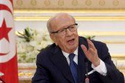مصادر تونسية لـ « لصحيفة البيان»: السبسي يخاطب الشعب الخميس لأول مرة بعد وعكته الصحية