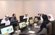 محمد الشرقي يطلع على خطط