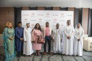 مطار الشارقة يستقبل الرحلة الافتتاحية لشركة