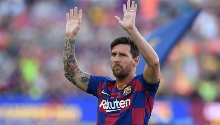 ميسي يتدخل في صراع الريال برشلونة على نيمار