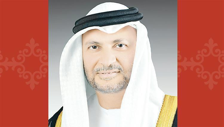 قرقاش: النجاح السعودي الباهر في إدارة الحج شهادة يفتخر بها كل مسلم