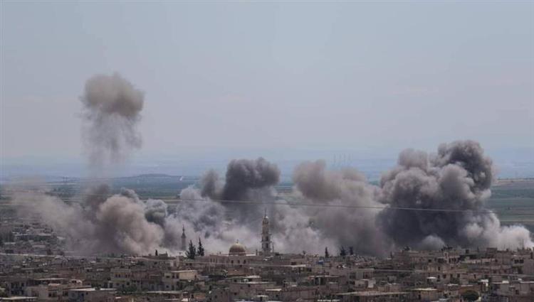 60 قتيلاً في اشتباكات بشمال غرب سوريا