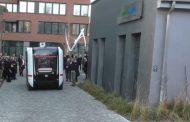 ألمانيا تختبر أول حافلة ذاتية القيادة في النقل العام
