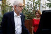 زعيم المعارضة البريطانية يدعو لانتخابات مبكرة لإنهاء أزمة بريكست