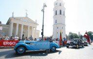 موكب سيارات لإحياء ذكرى «درب البلطيق»