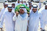 الإمارات تشيع عميد الصحافة حبيب الصايغ