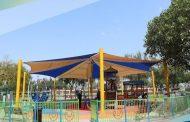 بلدية مدينة أبوظبي تفتتح منطقة ألعاب وتمارين رياضية في كورنيش أبوظبي