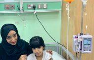 الفجيرة للموارد الطبيعية تشارك نزلاء مستشفى الفجيرة من الاطفال فرحة العيد