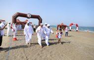 500 مشارك في أول بطولة لتحدي الرمضاء بالفجيرة