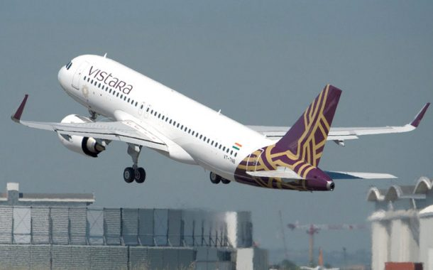 «فيستارا» الهندية تبدأ تسيير رحلاتها بين دبي ومومباي