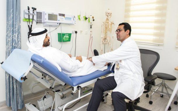 فريق طبي في «توام» يعيد القدرة على المشي لمريضين