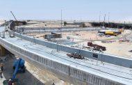«طرق دبي» تنجز 65% من تطوير تقاطع القدرة ولهباب