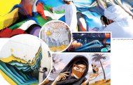 «الغرافيتي».. جداريات تعكس ألق الحياة